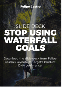 OKR Tools: Stop using waterfall goals