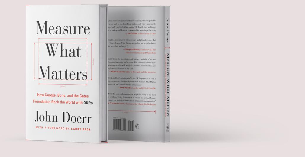 Book Review: Measure What Matters - Felipe Castro - OKR
