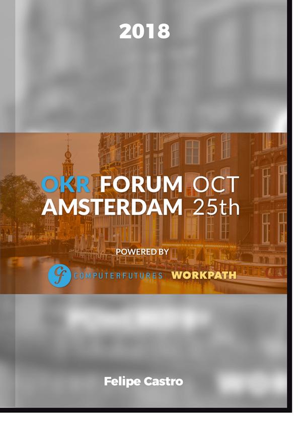 OKR Forum Amsterdam 2018
